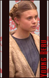 Young Beru Whitesun: Star Wars- Attack of the Clones