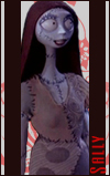 Sally: Nightmare Before Christmas